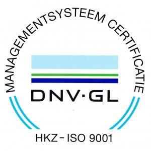 HKZ ISO 9001 logo